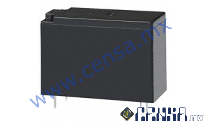JW1AFSN-DC12V-TV-F RELAY GEN PURPOSE SPST 10A 12V