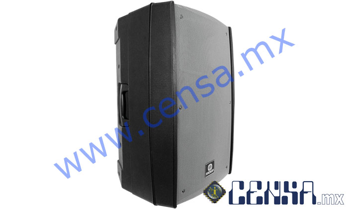 BA-12 BT Bafle Amplificado Plastificado Trapezoidal