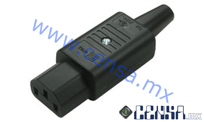 4782.0100 CONNECTOR, IEC POWER ENTRY, SOCKET, IEC C320-C_15A