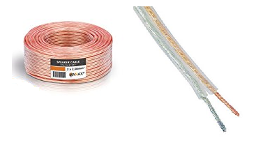 TSW-POP16-100M CABLE DUPLEX TRANSPARENTE CAL. 16 100 MTS