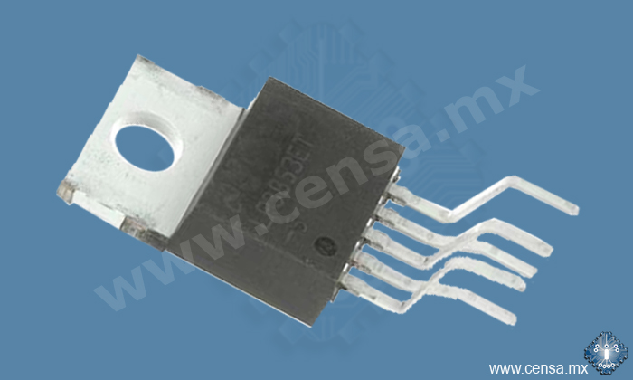 LP3853ET-5.0 REGULADOR LDO 5V 3A TO220-5
