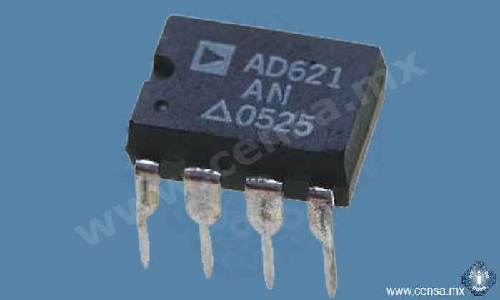AD621AN CIRCUITO INTEGRADO OP AMP